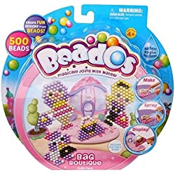 BEADOS THEME PACK (500 BEAD REFILL PACK) (PUPPIES AT PLAY)