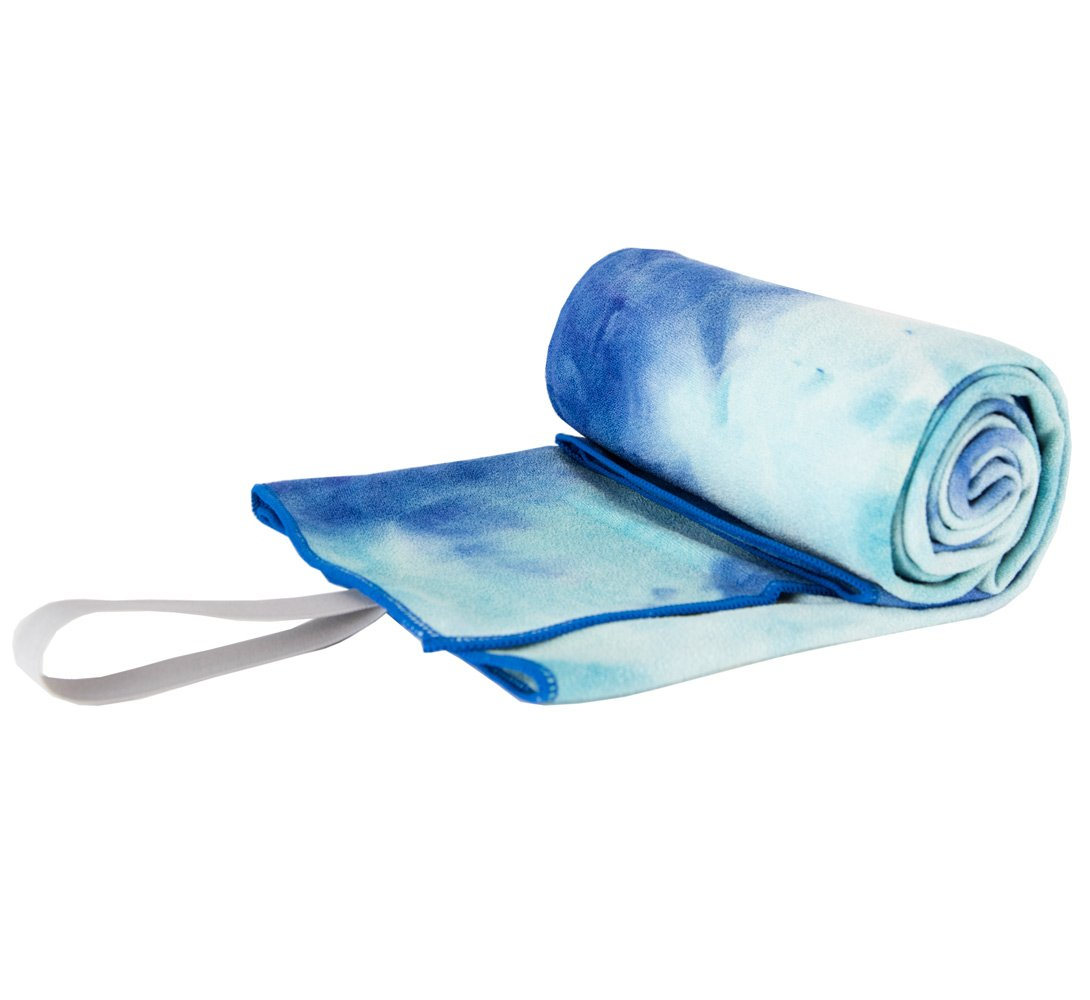 Yoga Towel Uk: Best Rated In Yoga Mat Towels & Helpful Customer Reviews
