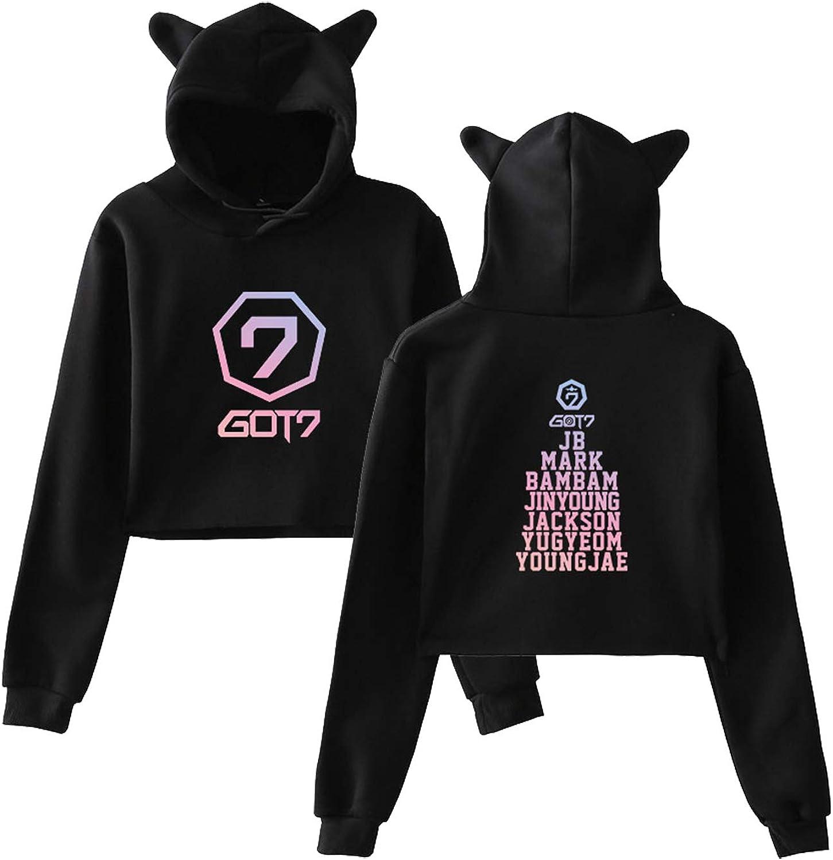 KPOP Got7 Merchandise Got7 Hoodie Jackson Mark JB Bambam New Album DYE Sweatshirt Sweater