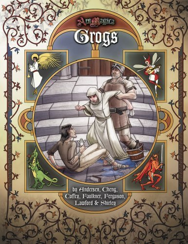 Grogs (Ars Magica) by Mark Shirley (2012-07-02)