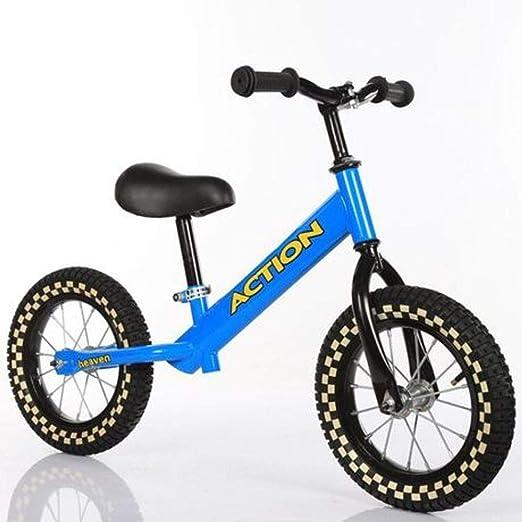ERKEJI Bicicleta de Equilibrio para niños, Andador, sin ...