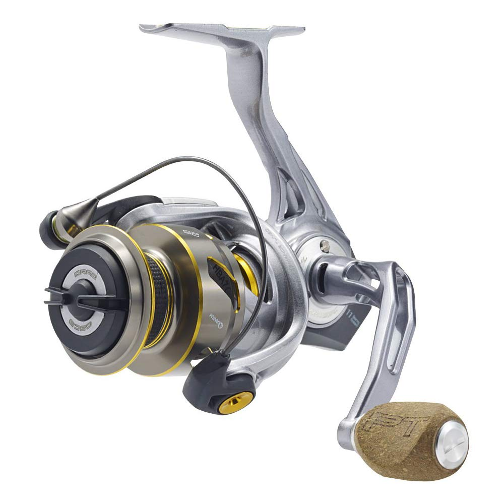 Quantum Fishing VP25XPT.BX3 Vapor PT 25SZ Spinning Reel