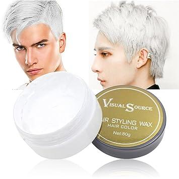 Amazon Com Modeling Diy Hair Color Wax Hubee Hair Dye Temporary
