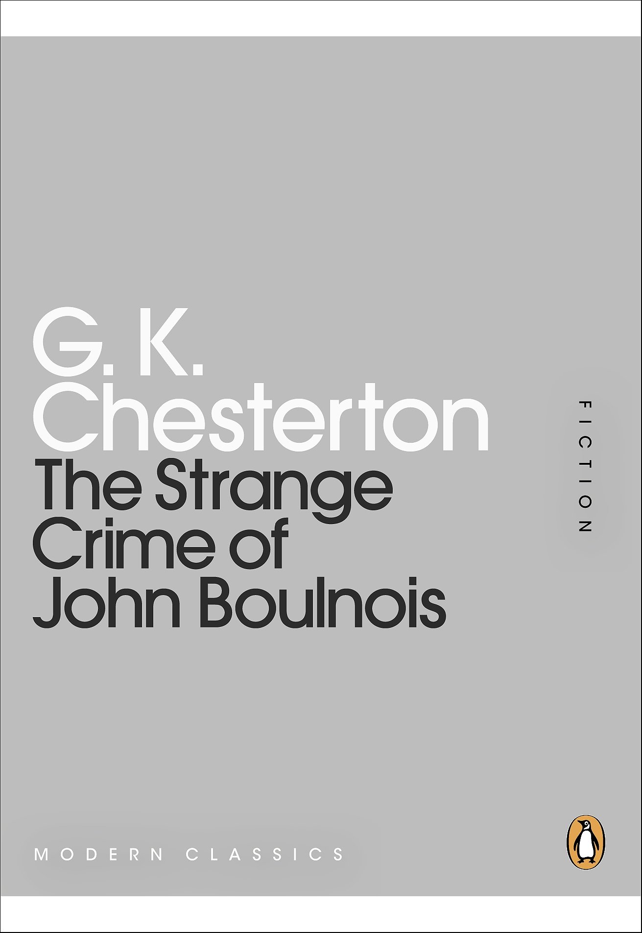Mini Modern Classics Strange Crime of John Boulnois (Penguin Mini Modern Classics) ebook