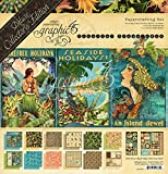 Graphic 45 Tropical Travelogue - Deluxe Collectors Edition