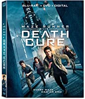 Maze Runner: The Death Cure [Blu-ray] by 20th Century Fox