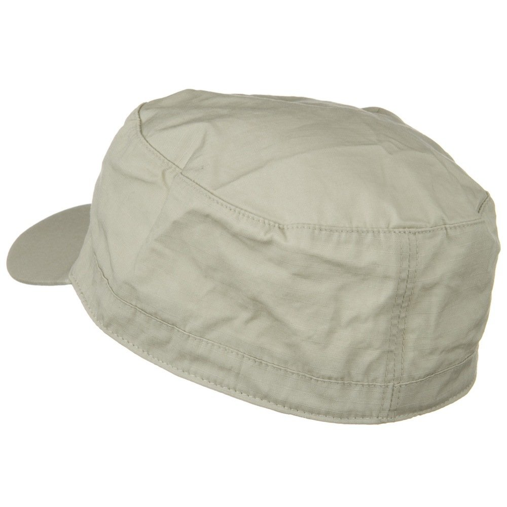39272898 Big Size Fitted Cotton Ripstop Military Army Cap - Stone (for Big Head) at  Amazon Men's Clothing store: Baseball Caps
