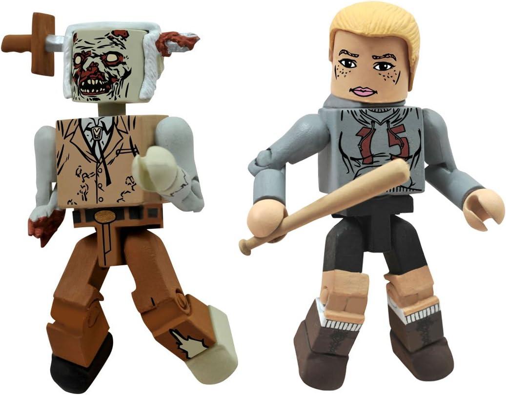 Walking Dead Minimates Series 1 Female Zombie