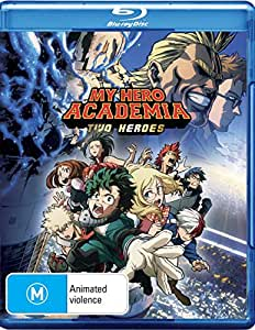 My Hero Academia - The Movie: Two Heroes (Blu-ray + DVD)