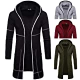 Clearance Sale ! Mens Hooded Jackets,Vanvler Male