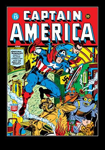 Captain America Comics (1941-1950) #15