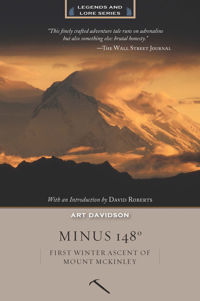 Minus 148 Degrees: First Winter Ascent of Mount McKinley