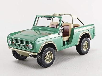"Greenlight Artisan 1//18 1976 Ford Bronco /""Twin Peaks/"" Gas Monkey Garage 19034"