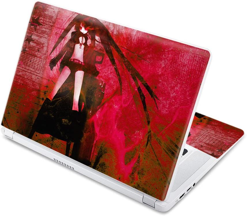 """Mightyskins Skin Compatible with Acer Chromebook 15 15.6"""" (2017) - Anime 