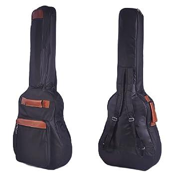 (グランローバ)GrandRover リュック タイプ 軽量 アコースティック ギターケース 41インチ クッション 譜面台入れ