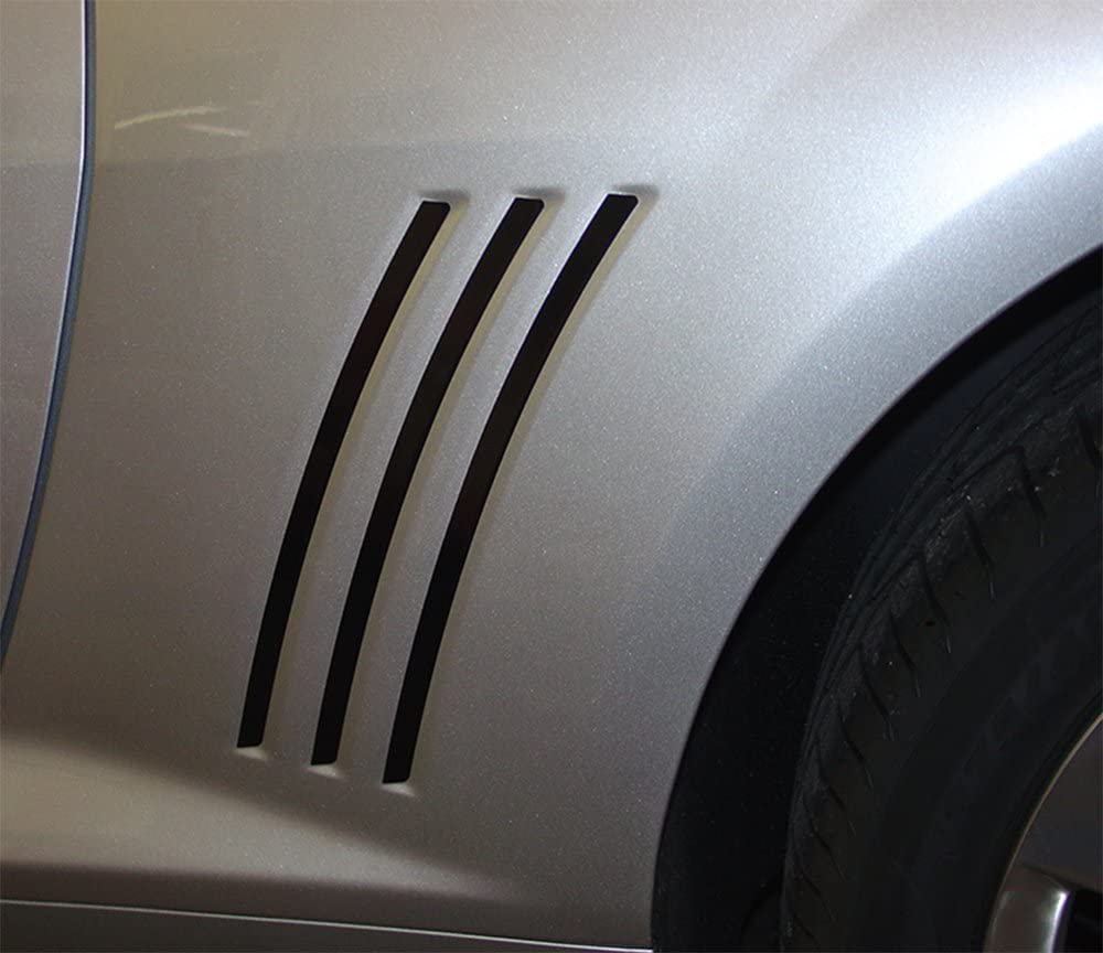 "Fits: Camaro 2010-2013 Camaro 20/"" Factory Wheel Decals Inset Accent"