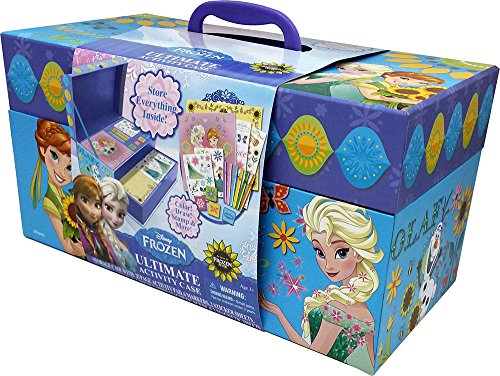 Tara Toy Frozen Ultimate Activity Case Craft Kit
