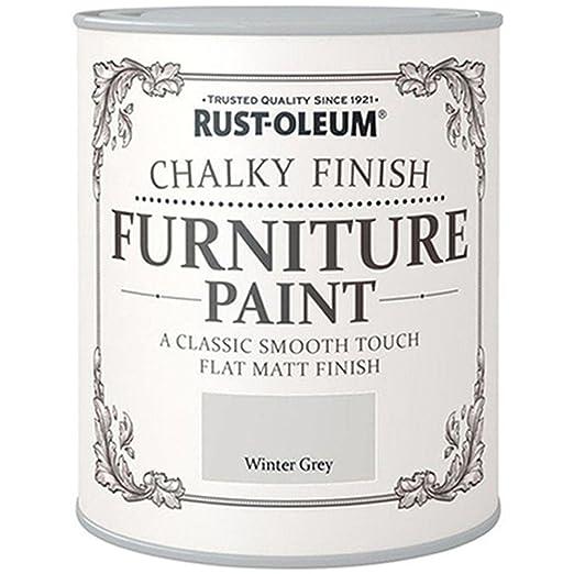 18 opinioni per Rust-Oleum RO0070014X1- Vernice dal tocco classico e morbido, opaca, RO0070016G1