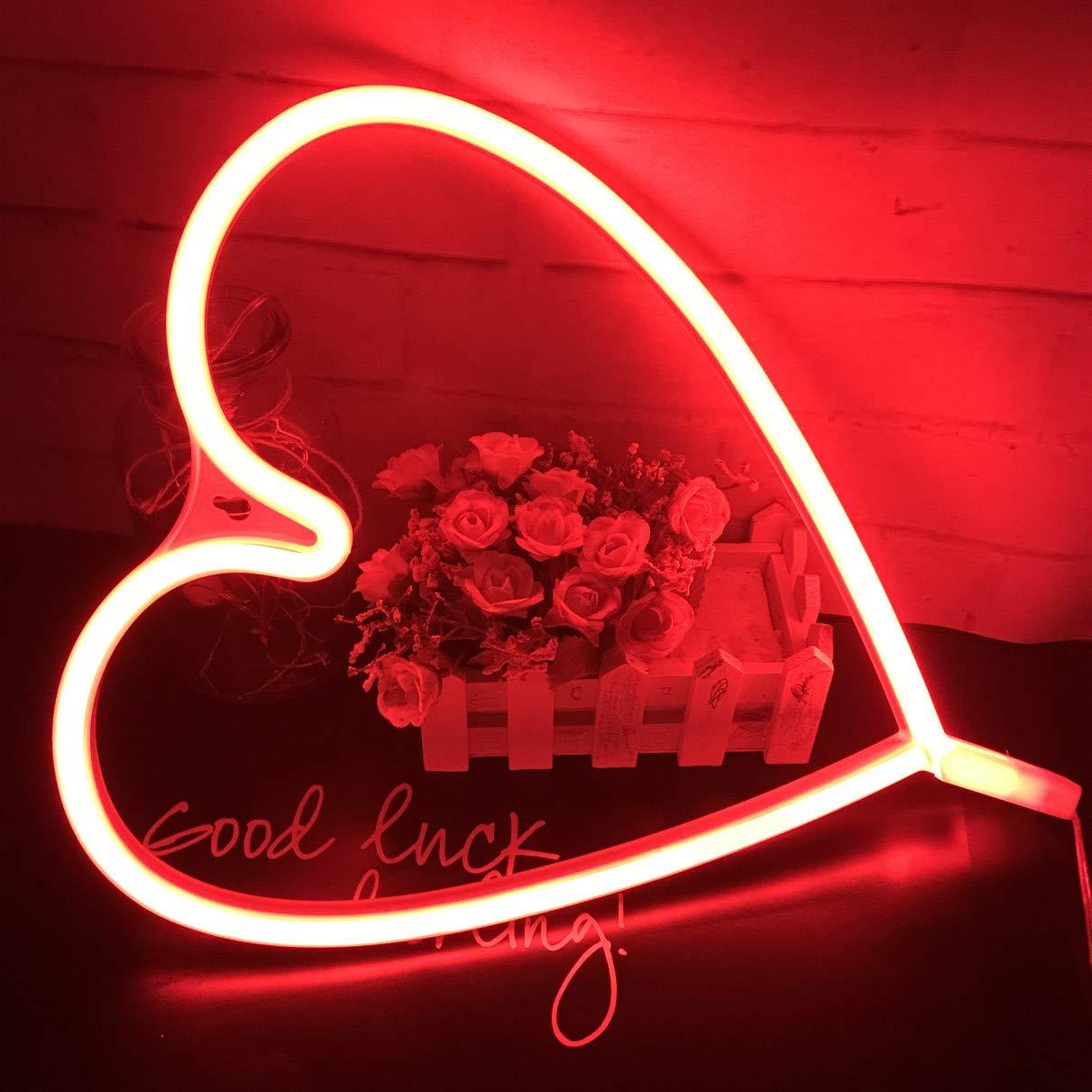 Neon Light,LED Lightning Sign Shaped Decor Light,Wall Decor for Christmas,Birthday party,Kids Room Living Room Wedding Party Decor blue