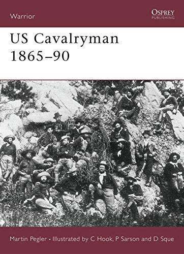 US Cavalryman 1865–90 (Warrior)