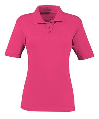 Alexandra stc-nf231bp-l camisa de Polo para mujer, plain, 65 ...