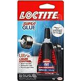Loctite Super Glue, Ultra Liquid Control 0.14 oz (1647358)