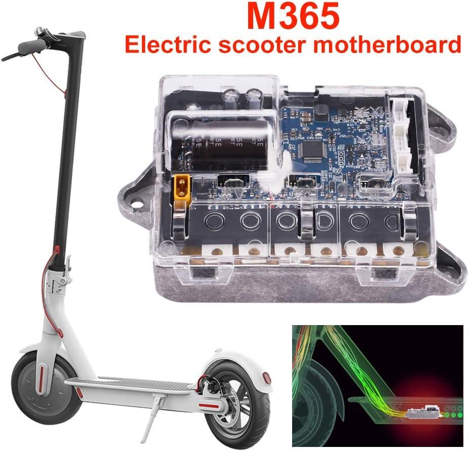 Houkiper Controlador de Placa Base de Scooter eléctrico, Piezas de Scooter eléctrico Controlador de Placa Base de patín ESC Kit de Circuito para XIAOMI M365 Scooter eléctrico