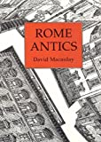 Rome Antics Hardcover October 27, 1997