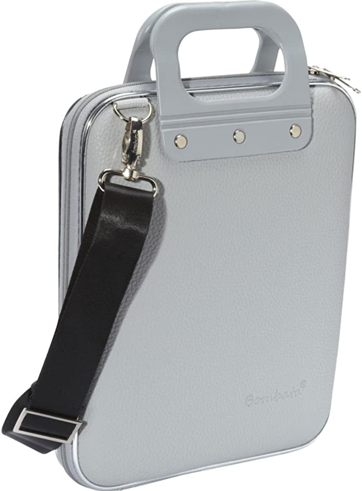 Grey Bombata Micro iPad /& Netbook Briefcase