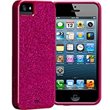 Case-Mate iPhone 5/5S Glam, Lipstick Pink