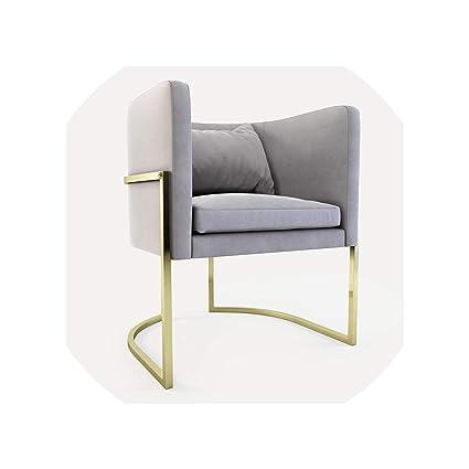 Amazon.com: Simple Sofa Single Modern Personality Computer ...