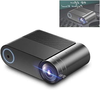 GJZhuan YG420 Mini LED Proyector De Cine En Casa Pantalla ...
