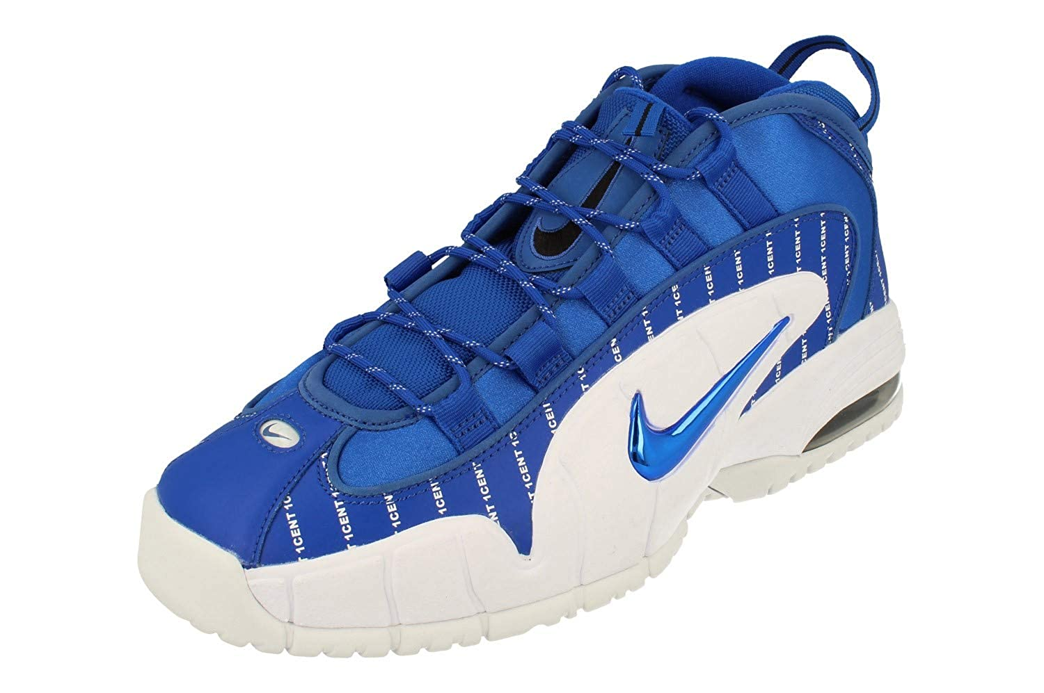 MultiCouleure (Game Royal Game Royal blanc noir 400) 42 EU Nike Air Max Penny, Chaussures de Fitness Homme