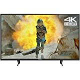 Panasonic TX-43FX600B 43-Inch Ultra HD 1600Hz 4K HDR Smart LED TV with Freeview Play - Black (2018 Model) [Energy Class B]