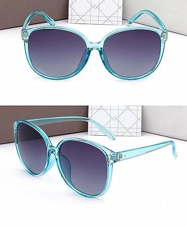 Frauen High-Definition Polarisierte Linse Sonnenbrille Fahren Anti-Uv-Sonnenbrille Artefakt Goldrahmen Lila Linse cwDZmXH4