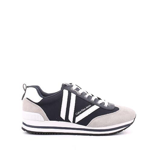 Calvin Klein Zapatillas Para Hombre Gris Gris Gris Size: 40: Amazon.es: Zapatos y complementos