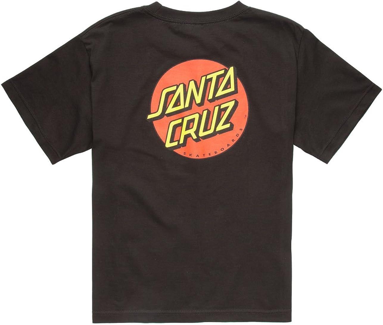 Santa Cruz Youth Classic Dot S/S T-Shirt