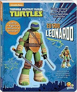 Eu Sou Leonardo: Sergio Szwarcberg: 9788537636121: Amazon ...