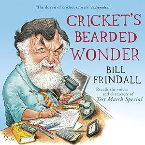Cricket's Bearded Wonder Audiobook