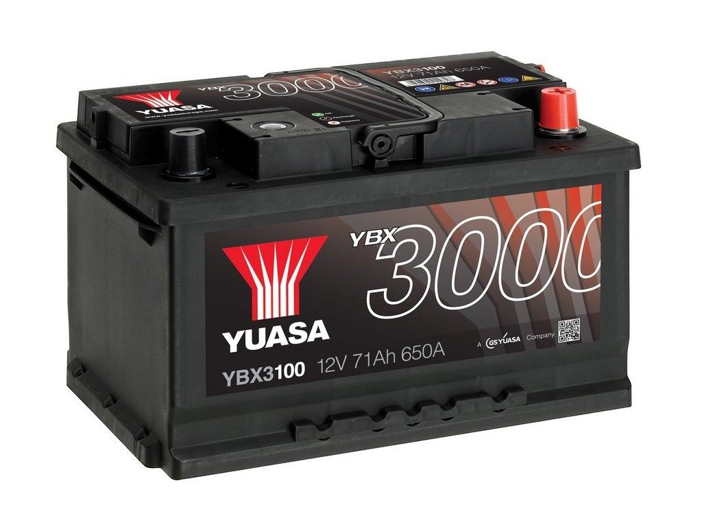 Yuasa YBX3100 Batteria Avviamento Yuasa Europe