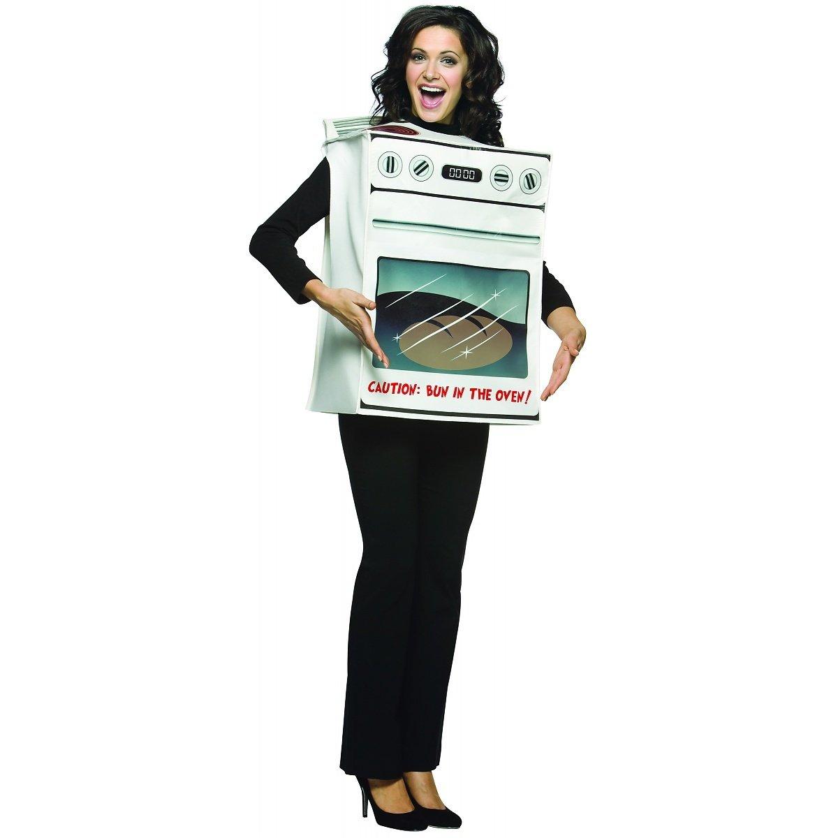Rasta Imposta - Bun In The Oven Adult Costume