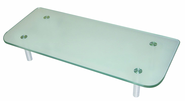 Sand Blasted Luxo Marbre KGREC 3615 SB Tempered Glass Shelf for Kitchen