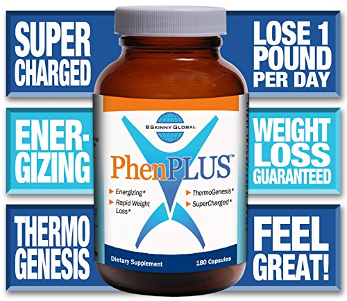 PhenPLUS Energizing Promotes CAPSULES GUARANTEED product image