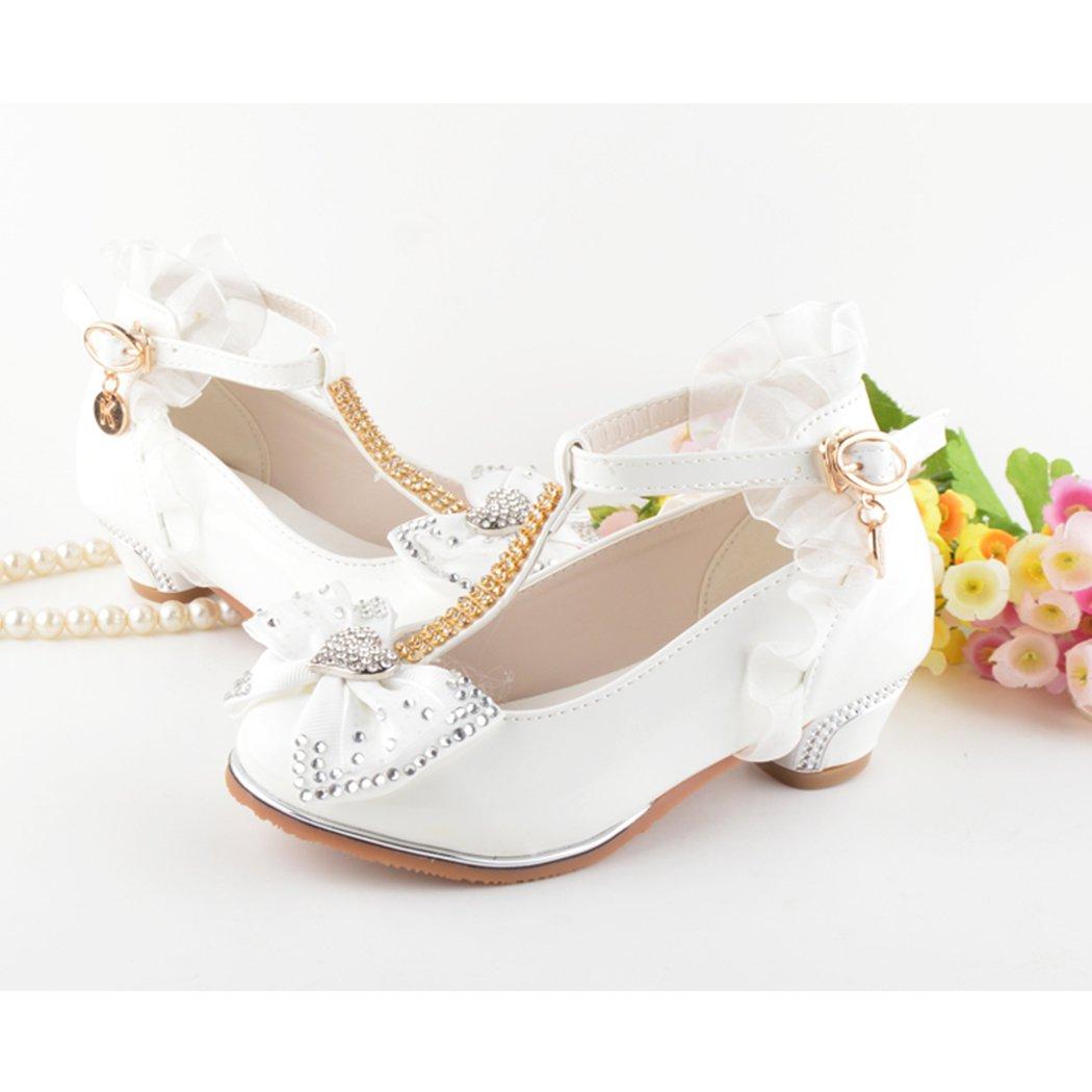 b77dc2d6be658 Tsingbei Prinzessin Sandalette Stöckelschuhe Ballerina Schuhe ...