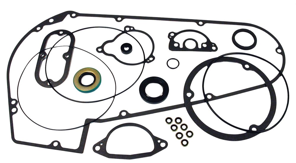 Cometic C9888 Primary Gasket/Seal/O-Ring Kit (AFM Series for Big Twin/Xl Gasket)