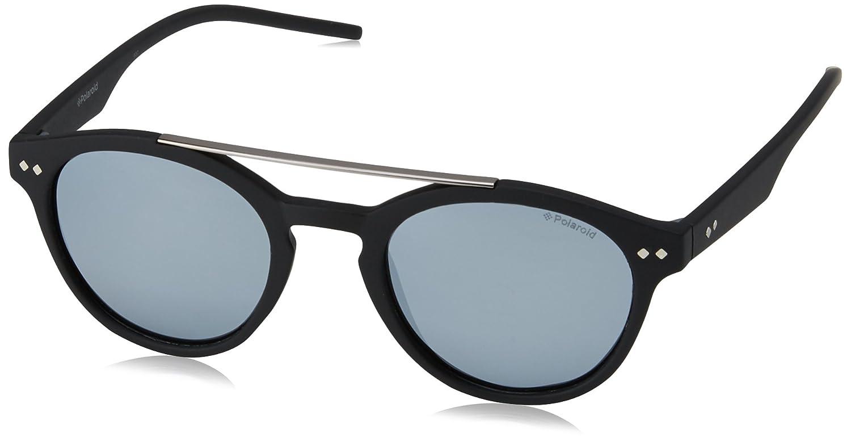 Sunglasses Polaroid Core Pld 6030 //S 0003 Matte Black EX gray//silver mirror po lens