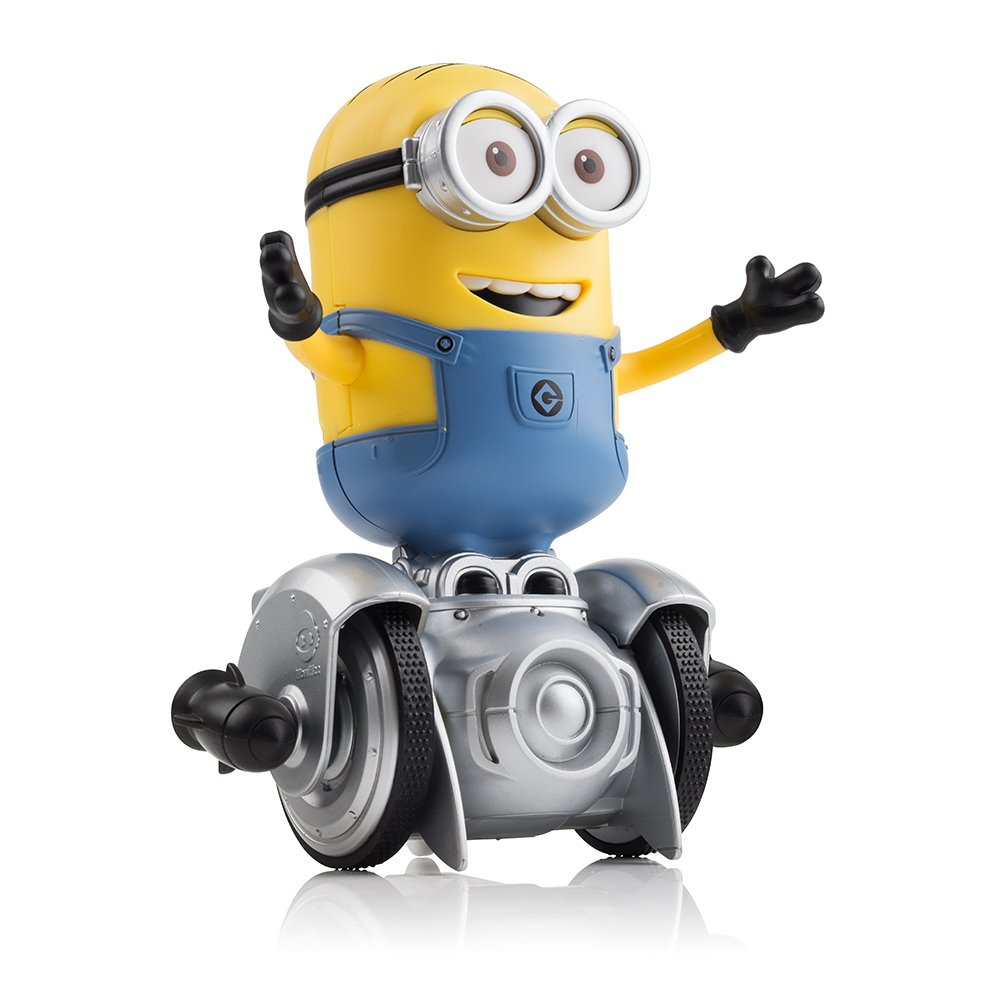 WowWee Mini Minion MiP Turbo Dave - Miniature Remote-Controlled Robot Toy by WowWee (Image #5)
