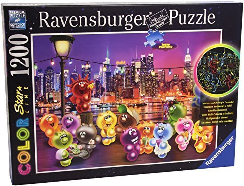 Star Line Farbe Collection - Geline Pier Party - Ravensburger - 16185 by Ravensburger Spieleverlag