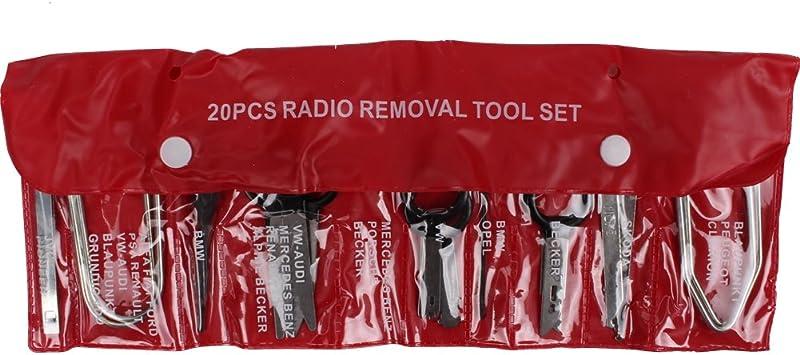 Kenwood Ausbau Werkzeug Entriegelung Schlüssel Bügel Radio Autoradio key LANG