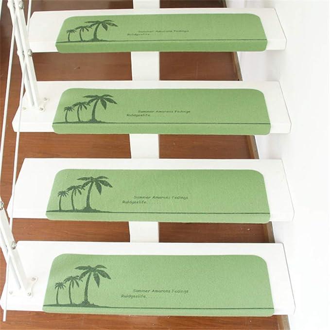 TOCOD Alfombrillas Antideslizantes para escaleras, para Proteger Las escaleras de arañazos: Amazon.es: Jardín